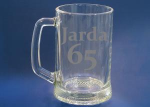 půllitr k pětašedesátinám se jménem Jarda